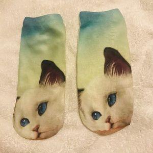 Accessories - NEW cat socks